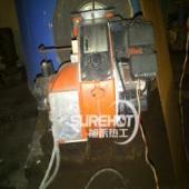 北京大兴某小区锅炉房 国产燃油燃烧器维修