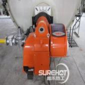 北京市公安局某锅炉房百得燃烧器燃油改燃气 4吨蒸汽锅炉