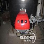 北京市公安局某基地利雅路燃烧器燃油改燃气 1吨蒸汽锅炉