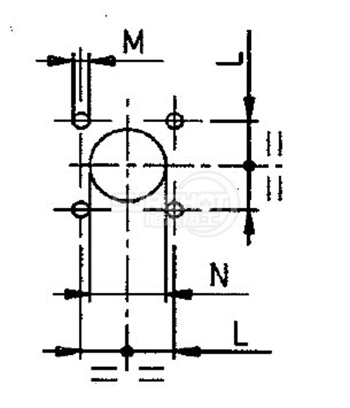 l235p-01型开关电源电路图