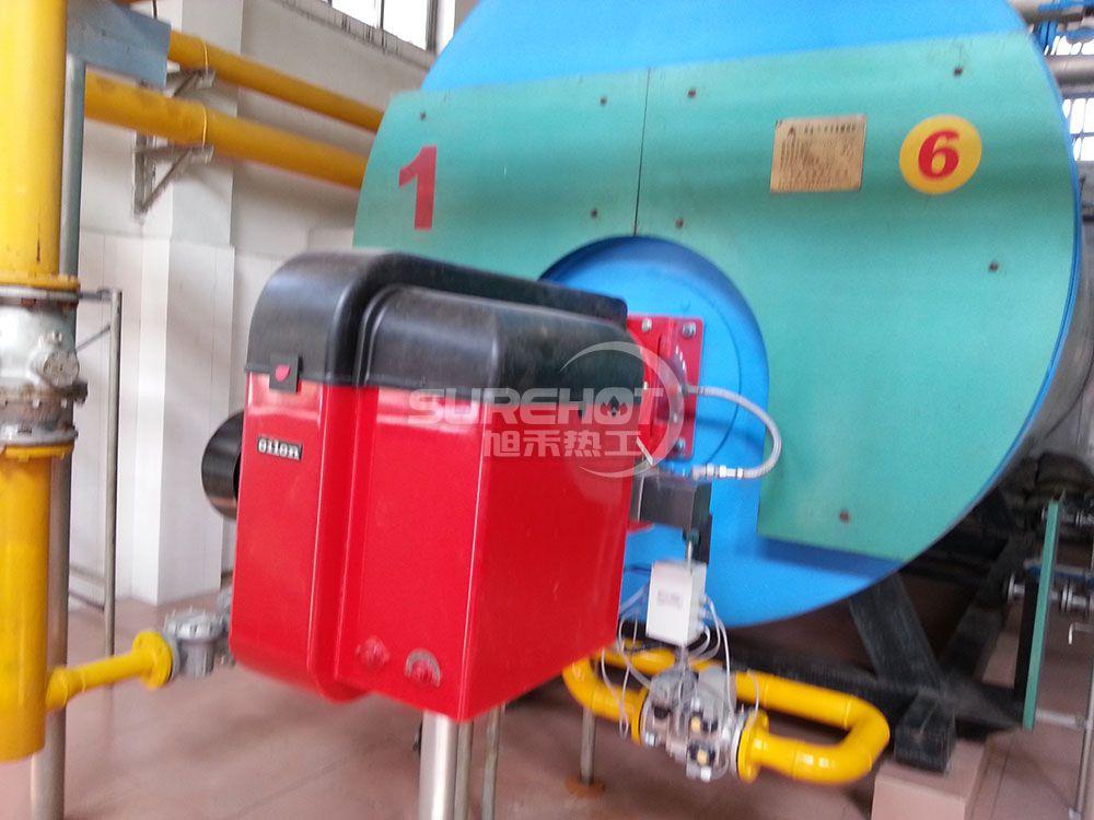 北京市体育大学6吨热水锅炉
