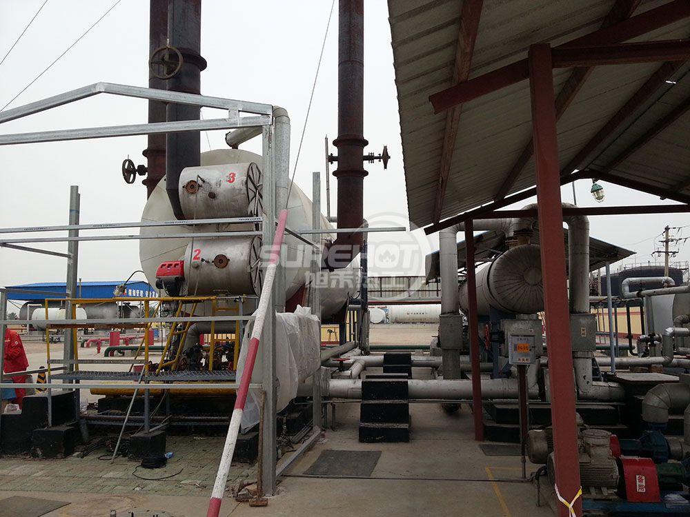 华北油田 1MW加热炉燃烧器