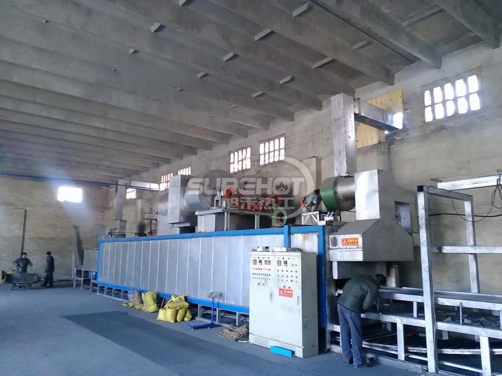 邯郸紧固件 500KW热风炉燃烧器