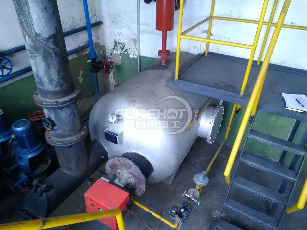 华北油田 240KW水浴炉